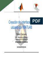 GUI Matlab