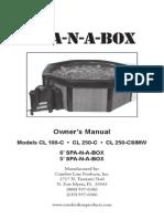 Spa-in-a-box-manual