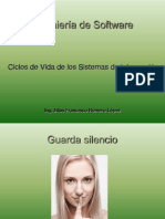 Ciclo de Vida de Los Sistemas de Informacion (Completo)