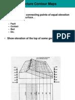 Structure Contour Maps