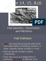 Fold - Geometry, Classification & Mechanics