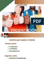 DXN presentación standard