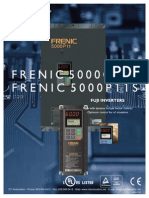 Fuji Frenic 5000 Drives