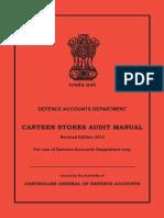 Audit Manual Csd