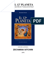 12 Planeta, El - Zecharia Sitchin