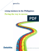 Doing Business in the Philippines (2012)