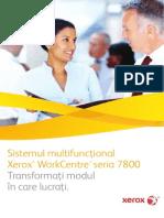 WC 7800 Brochure RO LR