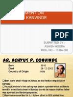 Ashish Ass on Kanvinde