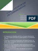 ppt - Congreso- actos antiéticos