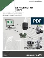 Functional Profile Profibus DP MPC