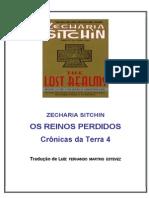 Zecharia Sitchin - Crônicas da Terra 4