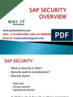 Sap SecuritySAP SECURITY ONLINE TRAINING | SAP SECURITY COURSE DETAILS |SAP SECURITY PLACEMENT
