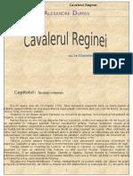 Alexandre Dumas - Cavalerul Reginei