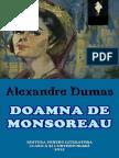 Alexandre Dumas - Doamna de Monsoreau