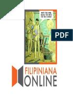 Filipiniana Online Project Brief