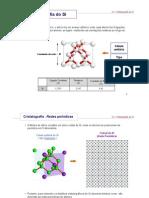 4 1 Cristalografia Do Si 2013