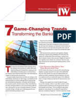 7 Game-Changing Trends Transforming the Banking Industry