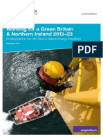 34-Working for a Green Britain n Nother Ireland 2013