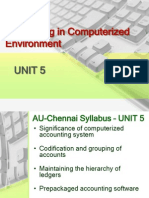 Computerized Accounting Unit- 5