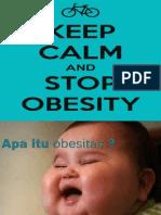 Aa Presentasi Diklat Gizi Obesitas