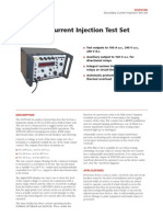 Secondary Injection Kit- Megger