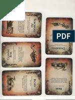 Triumph & Treachery - Treachery Cards