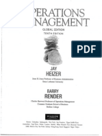 Operations Management Heizer