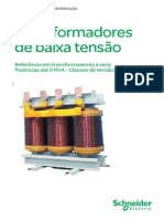 Catalogo Transformadores Bt
