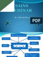 Sains Seminar