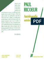 [Paul_Ricoeur]_Autobiografía_intelectual(BookFi.org)