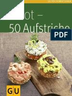 1 Brot - 50 Aufstriche (Tanja Dusy)
