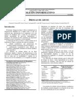 003 Drogas de Abuso - Tipos y Metabolitos