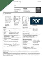Manual 385503P caudalimetro Signet 8550-3 Transmisor de flujo.pdf