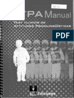 ITPA Intro