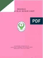 Panduan tentang pembuatan Dokument Master Plan Rumah Sakit