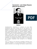 Estrategia Psicosocial Luis Felipe Moyano