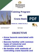 Crane Basics