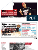 Hip Hop Connection Digimag Issue 4