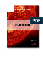 E-Book a Mente de Deus