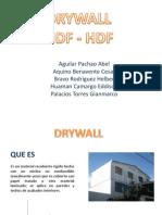 Presentacion Drywall