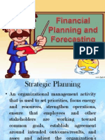 Financial Planning and Forecasting Report 2[1]
