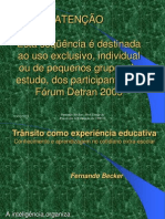 Palestra Fernando Becker
