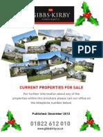 Gibbs Kirby Property Brochure December 2013