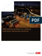 ABB RMES Test Facility in Milano Italy, with CESI