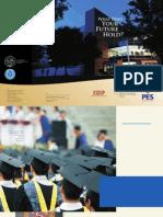 PES IUP Brochure