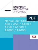 Endpoint Protector Appliance-User Manual FR