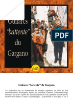Guitares Battente Du Gargano