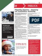 Pågatåg Express – föraning om framtidens direkttåg