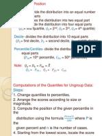 Measures of Positionsadas