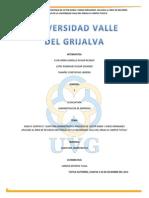 Ensayo Cientifico Echeverria, Lopez, Tamayo